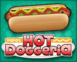 Papa's Hot Doggeria
