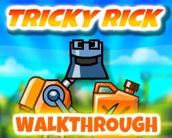 Tricky Rick WALKTHROUGH