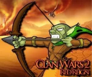 Clan Wars 2 - Red Reign